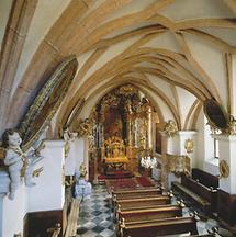 Stiftskirche ehem Kloster