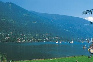 Ossiacher See, Blick auf Annenheim
