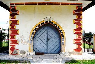Pfarrkirche Portal