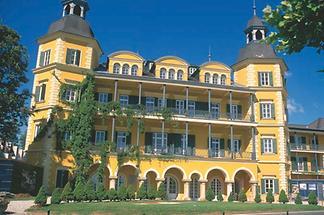 Schlosshotel in Velden
