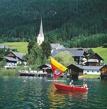 Weißensee - Techendorf am Weißensee
