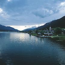 Weißensee bei Techendorf