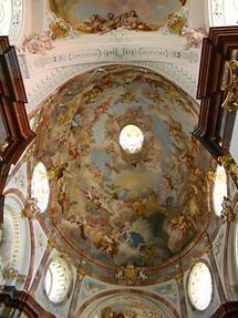 Kuppel von Troger
