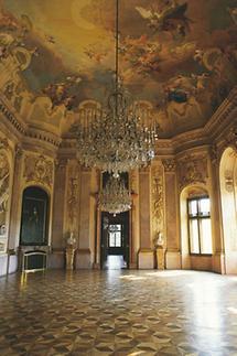 Eckartsau Schloss Eckartsau 3