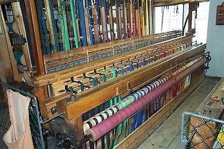 Lebendiges Textilmuseum