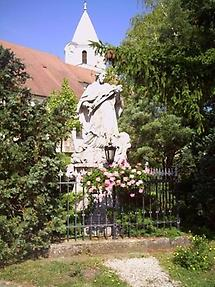 Johann Nepomukstatue
