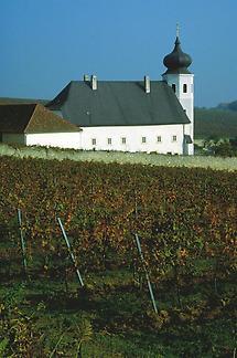 Kirche von Thallern (Weingut)