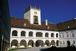 Stift Heiligenkreuz, Innenhof