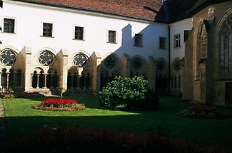 Stift Heiligenkreuz, Kreuzgang