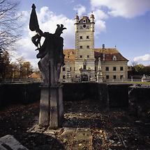 Schloss Greillenstein bei Horn 1