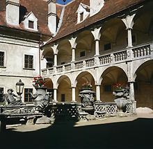 Schloss Greillenstein bei Horn 2