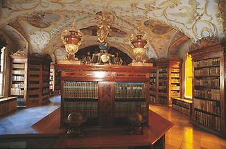 Stift Lilienfeld, Bibliothek