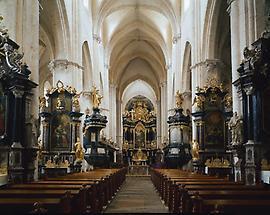 Stift Lilienfeld, Stiftskirche