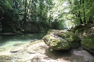 Wasserplatz Erlaufschlucht