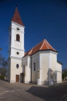 Pfarrkirche Mitterretzbach