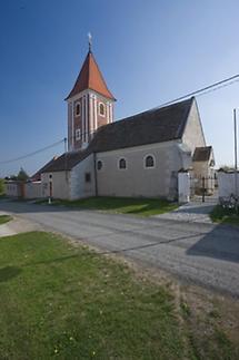 Pfarrkirche Oberretzbach