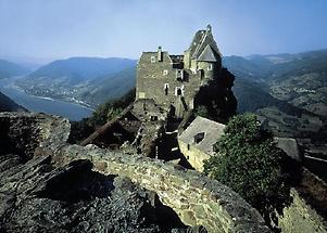Ruine Aggstein an der Donau
