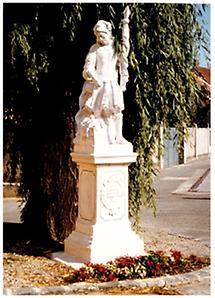 Statue Hl. Florian