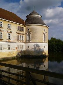 Schloss Aisterheim Detail