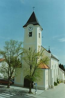 Arnreit - Pfarkirche