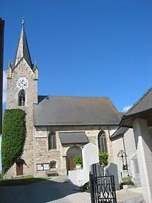 Bachmanning - Pfarrkirche