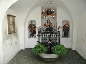 Brunnenthal - Brunnenkapelle
