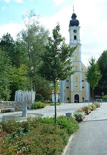 Brunnenthal - Pfarrkirche