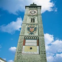 Enns - Stadtturm am Hauptplatz