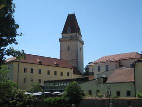 Schloss Freistadt Bergfried