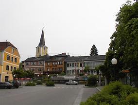 Gallspach - Hauptplatz