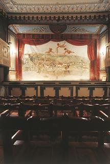 Grein an der Donau - Theater (errichtet 1791)