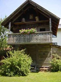 Hohenzell - Troatkasten