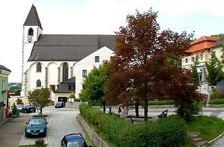 Kefermarkt - Kirchenplatz