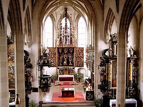 Pfarrkirche St. Wolfgang (2)