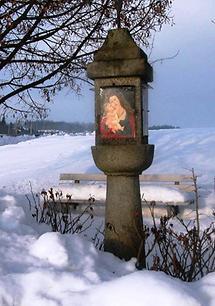 Langenstein - Bildstock von Gabatsbaua 2