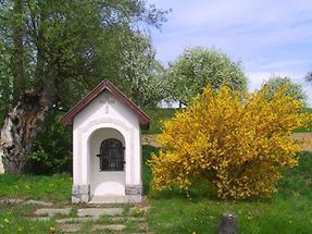 Langenstein - Derntlkapelle in Frankenberg
