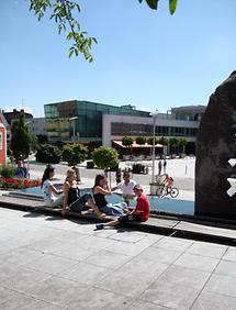 Leonding - Stadtplatz