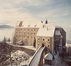 Micheldorf - Burg Altpernstein