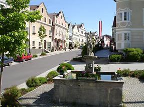 Neufelden - Gemeindebrunnen