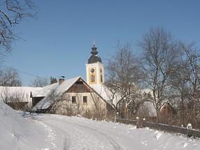 Niederwaldkirchen - Pfarrkirche