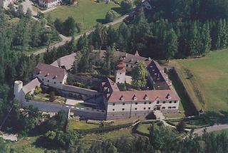 Reichenthal - Luftaufnahme vom Schloss