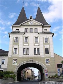 Schwanenstadt - Stadtturm
