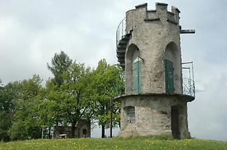 Stroheim - Aussichtswarte am Mayrhoferberg