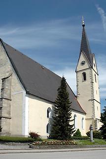 Stroheim - Pfarrkirche
