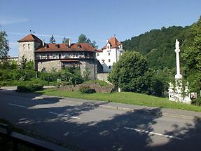 Wernstein - Burg Wernstein 2
