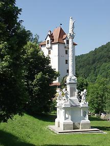 Wernstein - Burg Wernstein 3