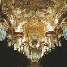 Wilhering - Stiftskirche - Rokoko-Decke
