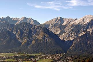 Absam und seine Berge