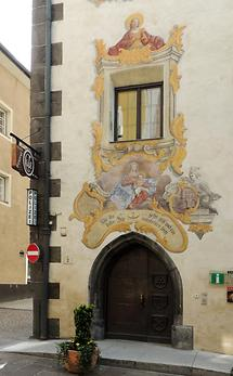 Eingang Altes Rathaus