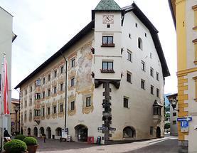 Fuggerhaus Süd-Ost-Ansicht